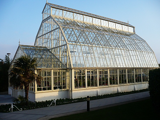Greenhouse - Public Domain Photograph