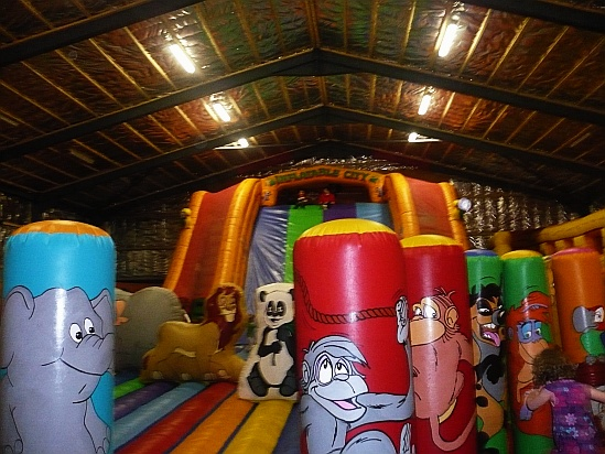 Indoor playground - Public Domain Photograph, Free Stock Photo Image, Free Picture