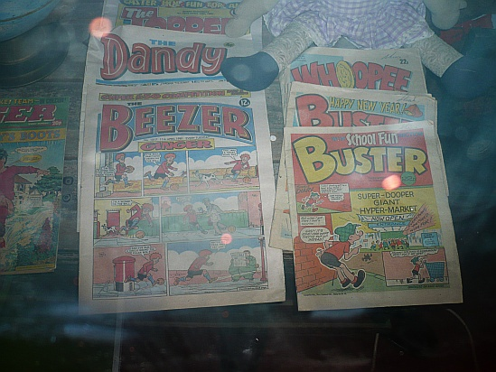 Old comics - Public Domain Photograph, Free Stock Photo Image, Free Picture
