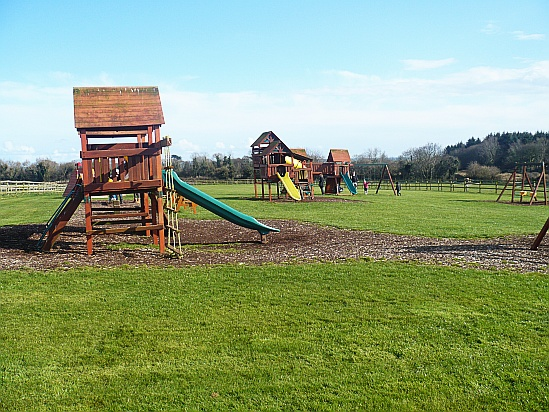 Playground scene - Public Domain Photograph