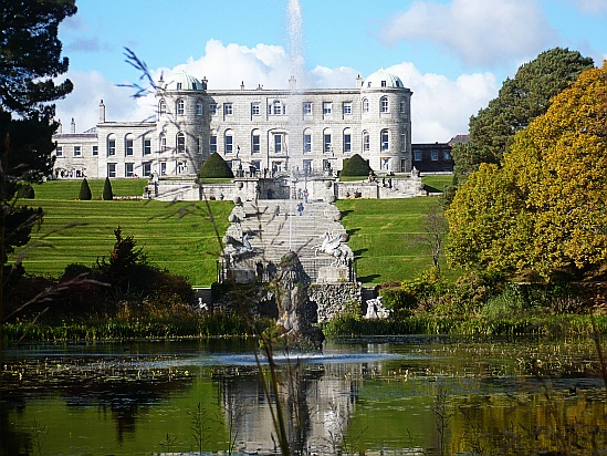 Powerscourt - Public Domain Photograph