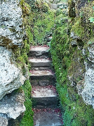Rocky path - Public Domain Photograph
