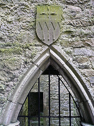 Stone family crest - Public Domain Photograph